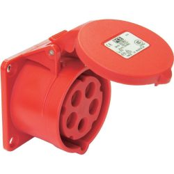 PCE dugalj beépíthető 32A 5p 400V IP44