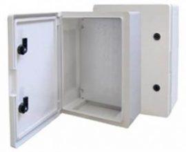 CP 280x210x135 műa. szekrény szerelőlappal