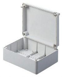 410 C9 doboz IP65 380x300x120