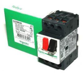 GV2ME06 motorvédő kapcsoló 1-1,6A