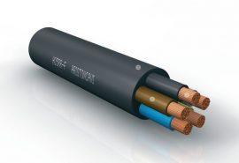 H07RN-F 1KV kábel 4x2,5