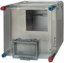 Hensel 1fázisú fogyasztásmérő szekrény