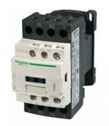 AC mágneskapcsoló, 4kW/9A (400V, AC3), csavaros csatlakozás, 1Z+1NY
