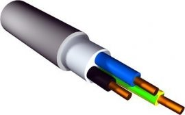 MBCU (NYMJ,NYMO) kábel 5x1,5