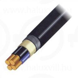 SzRMtKVM-J 0,6/1KV kábel 4x2,5